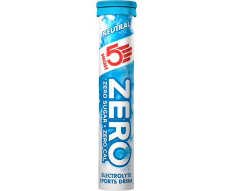 High5 Neutral flavour electrolyte drink with Zero calories