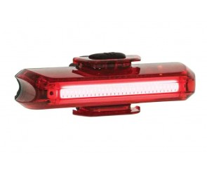 Moon MK II RECHARGEABLE COMET MKII REAR LIGHT LED Rear Light up to 10 hours run time 50 Lumens with quality lense