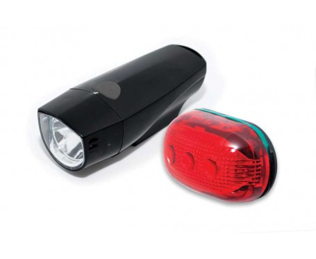 Raleigh RX 7.0 Bike lights set