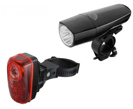 Raleigh RX 6.0 Bike lights set