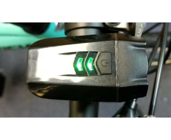 LUMEN8 LED Cycle Light Pair – USB Rechargeable
