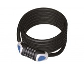 XLC Coil combination cable bike lock 185cm x 10mm
