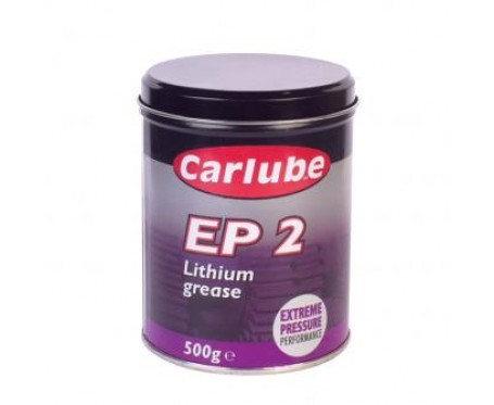 EP2 Lithium Grease 500g
