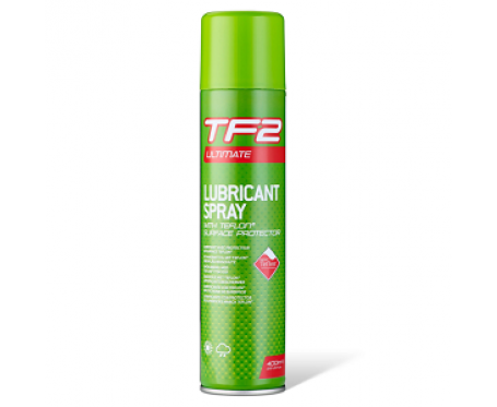 TF2 Ultimate Aerosol Spray bicycle chain oil with Teflon® (400ml)