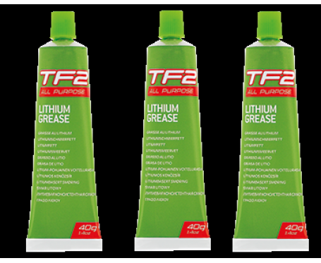 TF2 Lithium Grease Tube (40g) x 3