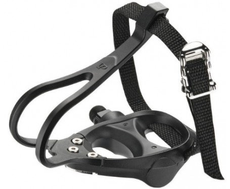 Raleigh Road Pedals Toe Clips and Straps Racing Pedals