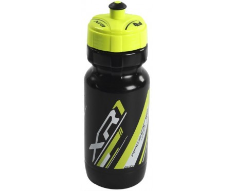 RaceOne XR1 Water Bottle Black/Yellow