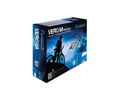Peruzzo Verona 3 bike Boot fit Cycle Carrier