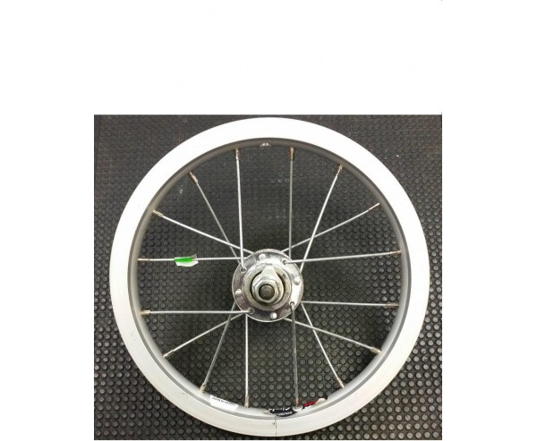 12 inch Front Bictcle Wheel Childs Kids Bike Alloy Rim