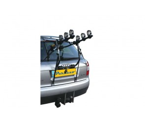 Peruzzo Cruiser Delux 3 Bike Boot Fitting Car Rack