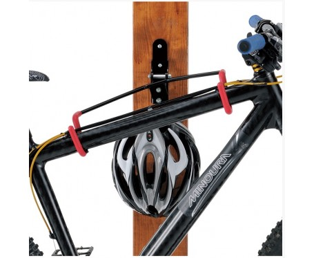 Bicycle wall bracket for Mountain or Road bike MINOURA BIKE HANGER 4