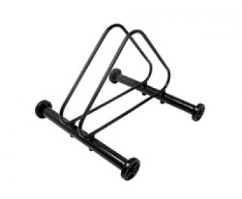 Wheeled Cycle Display Storage Stand