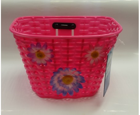 Bumper Flower Basket - Fork Fitting