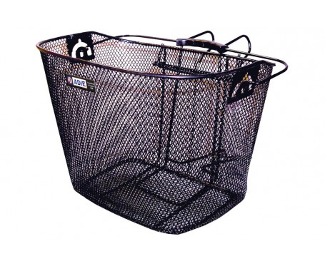 Front Wire Mesh Basket including wire bracket