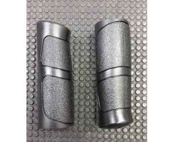 Soft handlebar grip shift grips