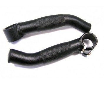 Ski Alloy Bend Bar Ends