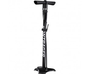 Bontrager Charger floor pump / Track pump with Gauge reversible head