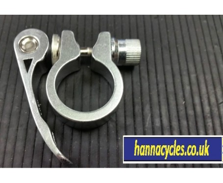 Quick Release Long Lever Clamp for Alloy Seat Post 28.6mm