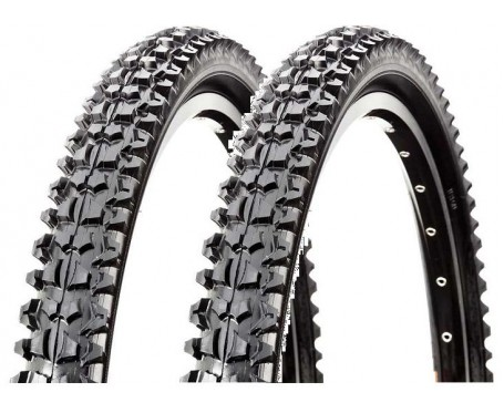 26 x1.95 CST Raleigh Tyre Pair