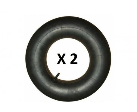 2x PRAM INNER TUBES BENT VALVE SUITABLE FOR EMMALIJUNGA