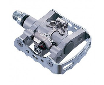 Pedals MTB or Hybrid Shimano PD-M324 SPD MTB one-sided mechanism