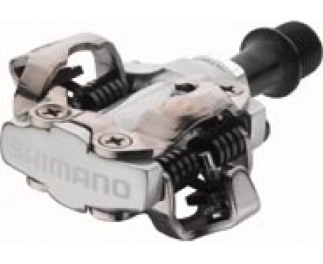 Pedals MTB or Hybrid Shimano PD-M540 MTB SPD - two sided mechanism