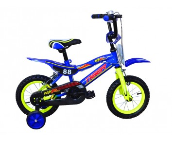 "16"" Moto 88 Boys Bike Suitable for 4 1/2 to 6 years old"