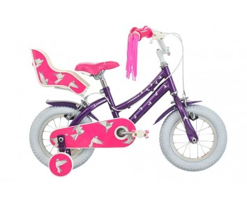 "12"" Raleigh Songbird Girls Bike Suitable for 2 1/2 to 4 years old"