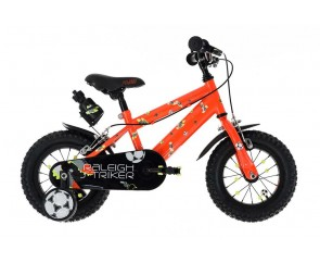 "12"" Raleigh Striker Boys Bike 2017 Suitable for 2 1/2 to 4 years old"