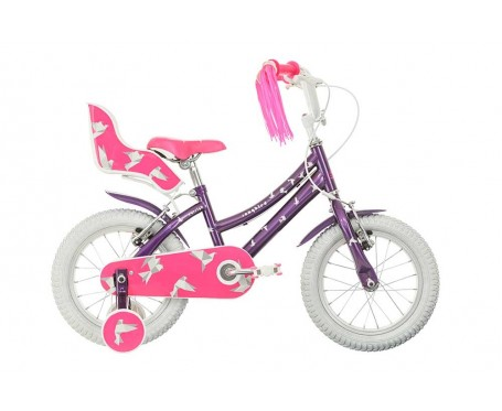 "14"" Raleigh Songbird Girls Bike Suitable for 3 to 4 1/2 years old"