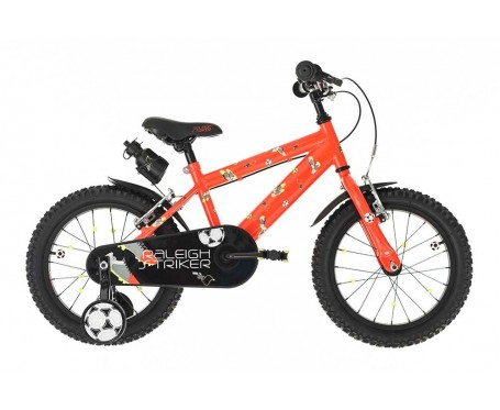 "14"" Raleigh Striker Boys Bike 2017 Suitable for 3 to 4 1/2 years old"