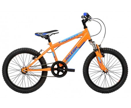 "18"" Raleigh Tumult for ages 5-8"