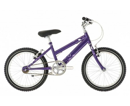 "18"" Raleigh Krush Girls Bike 2017 for 5 to 7 years old"