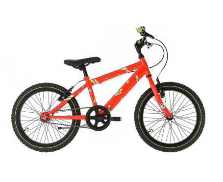 "18"" Raleigh Striker Boys Bike 2017 for 5 to 7 years old"