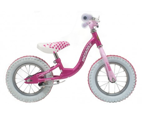 Raleigh SKEDADDLE PINK Balance Bike
