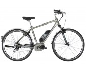 SOLD OUT Raleigh Captus Crossbar Electric Bike