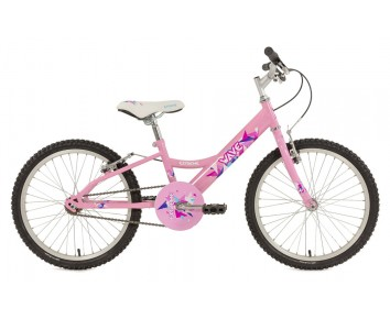 "20"" Extreme Wave Girls Bike from Raleigh for 6 to 9 years old"