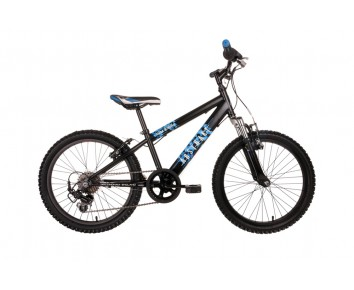 "20"" Raleigh ABSTRAKT 13"" frame for ages 7-10"