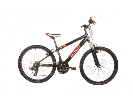 "24 Raleigh Abstrakt 13"" frame for ages 8-12 Boys"
