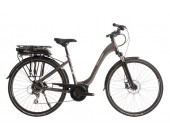 Raleigh Motus Tour Low Step Electric Bike with derailleur gears & disc disc brakes 2018