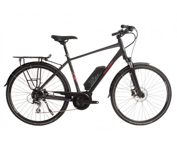 Raleigh Motus Cross Bar derailleur grey electric Bike 2018