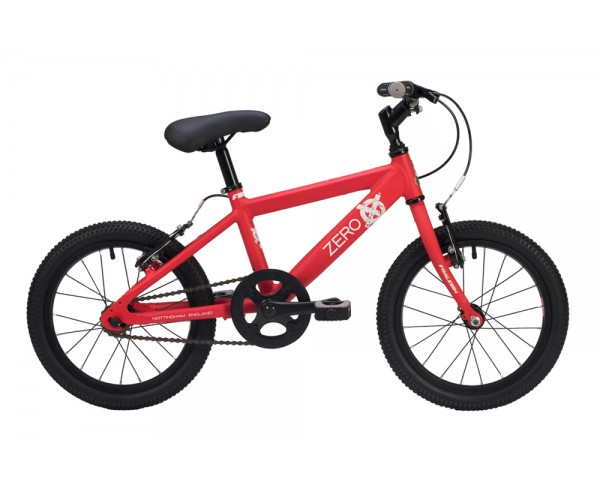 "16"" Raleigh Zero Boys Bike 2019 for 4 1/2 to 6 years old"