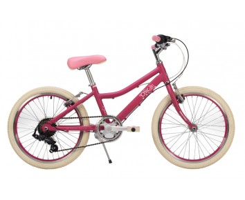 "20"" Raleigh Chic - 11"" Frame Girls Bike for 6 to 9 years old"