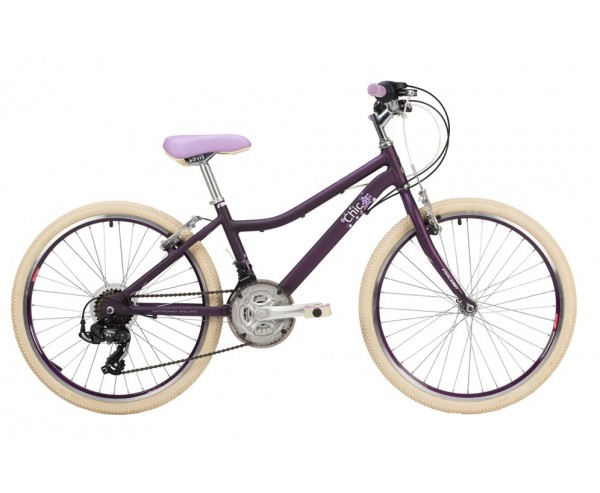 "24"" Raleigh Chic Girls Bike 2019 for 8 to 12 years old"