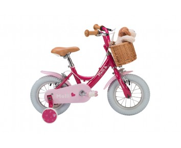 12 Raleigh Molli 2019 Girls Bike Suitable for 2 1/2 to 4 years old