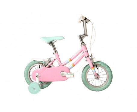 "12"" Raleigh Pop 2020 Pink Girls Bike Suitable for 2 1/2 to 4 years old"