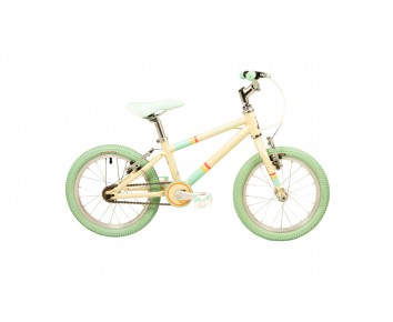 "16"" Raleigh Pop 2020 girls Bike Cream Suitable for 4 1/2 to 6 years old"