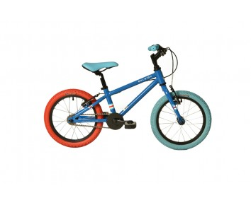 "16"" Raleigh Pop Boys Bike Blue 2020 for 4 1/2 to 6 years old"