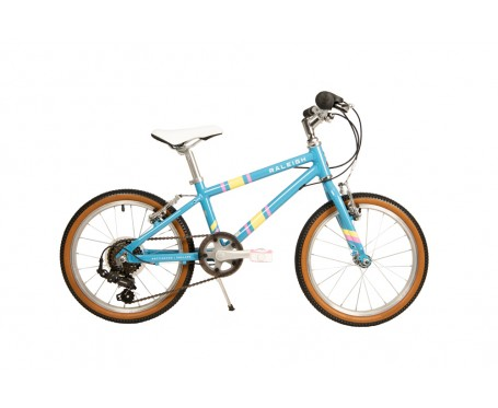 "18"" Raleigh Pop Light Blue Girls Bike 2020 for 5 to 8 years old"