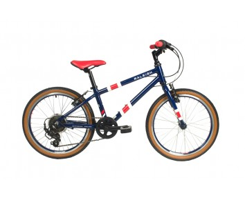"20"" Raleigh Pop Boys Dark Blue Bike 2020 for 6 to 9 years old"